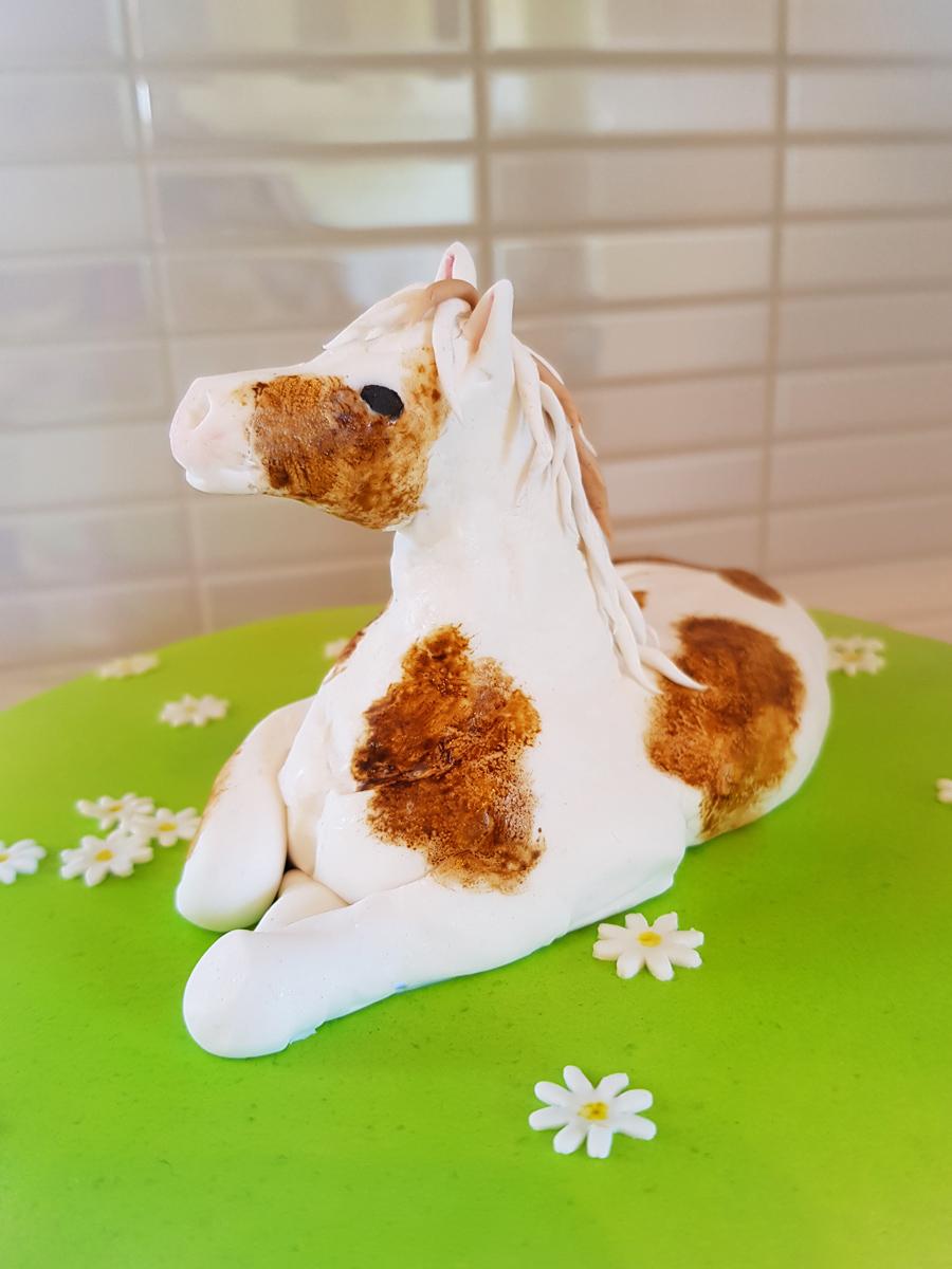 Horse cake - hästtårta