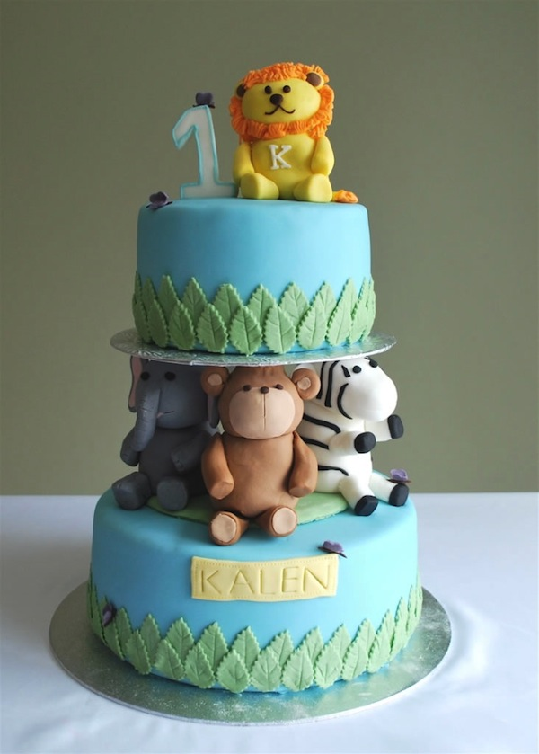 2-tier-animal-jungle-theme-cakes-cupcakes-mumbai-14