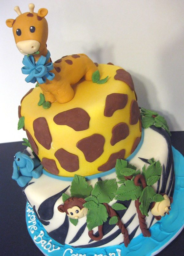 giraffe-monkey-elephant-animal-jungle-theme-cakes-cupcakes-mumbai-2