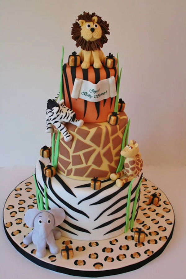 zebra-lion-shaped-animal-jungle-theme-cakes-cupcakes-mumbai-13