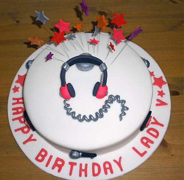Wondrous Music Theme Customised Designer Cakes And Cupcakes Cakes And Personalised Birthday Cards Bromeletsinfo