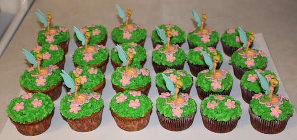 Extremely Cute Designer Birthday Cakes Tinkerbell