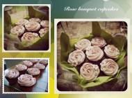 Bloemen bos, 15 euro (7 cupcakes)