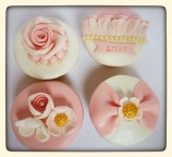 Wedding cupcakes 2euro/stuk