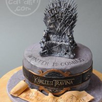 Game of Thrones: Cake is Coming.