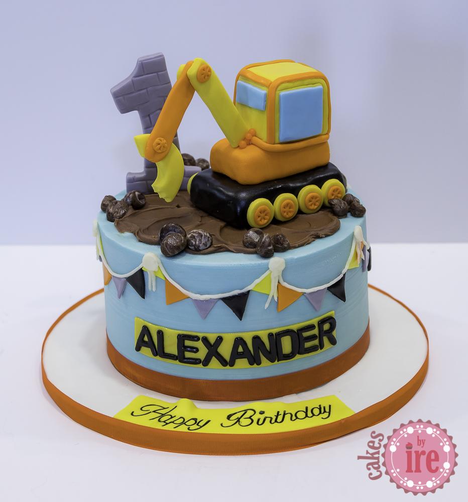 Happy Birthday Alex Cakes By Ire