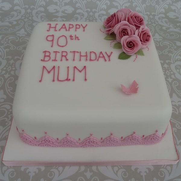 90 Birthday Cake Idea The Best Of 2018
