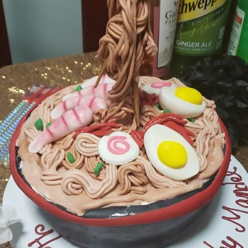 Cakes By Violet Custom Cake (Raman)