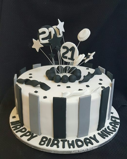 Cake Sisters Bakeries Product Categories 21st Birthday Cakes