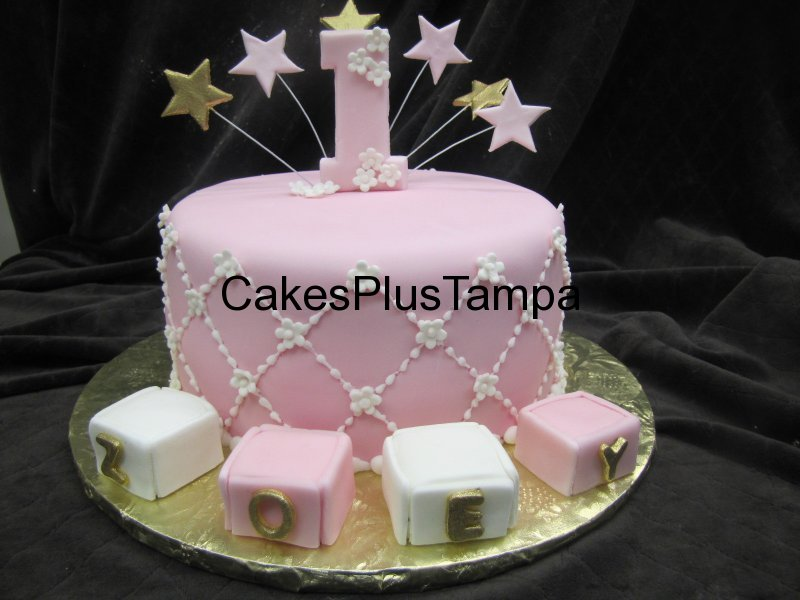 Girl Cakes Cakes Plus Tampa