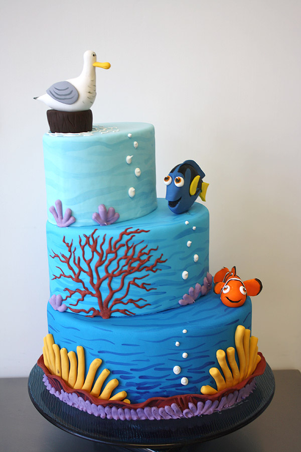 Nemo Cake By Cakesuite Serving Connecticut And New York