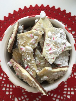Peppermint bark 2