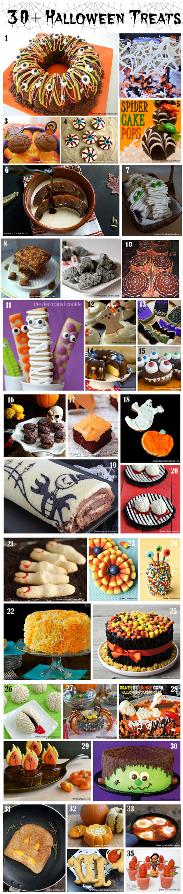 30 halloween sweet savory treats 8