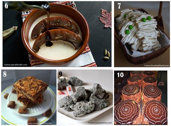 30 halloween sweet savory treats 2
