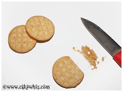 how to make acorn cookies 6