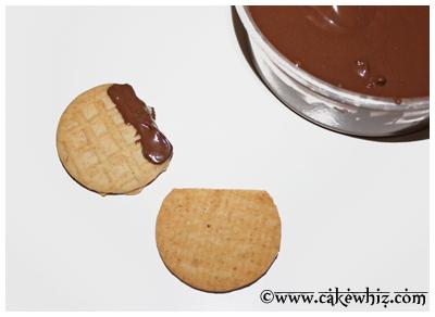 how to make acorn cookies 7