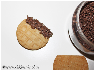 how to make acorn cookies 9
