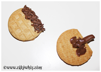 how to make acorn cookies 11