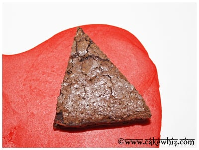 santa hat brownies 9