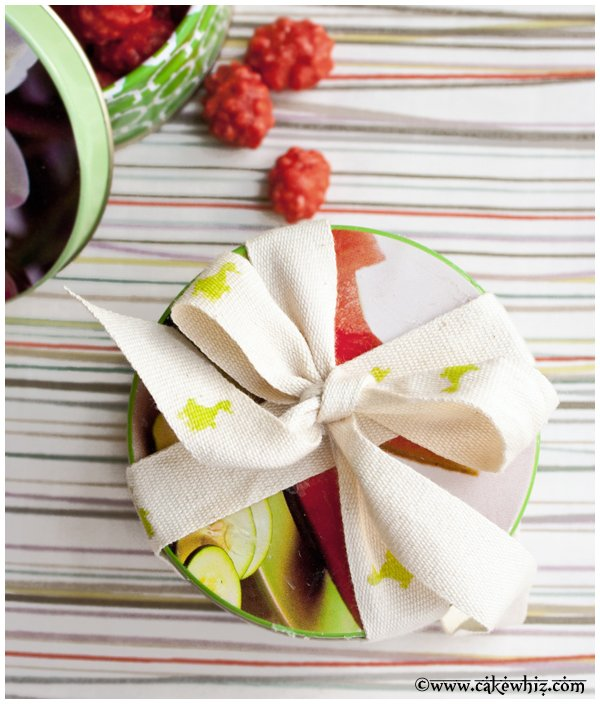 easy ways to package edible gifts 13