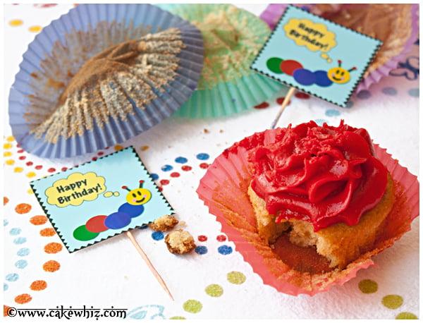 baby einstein caterpillar birthday party 16