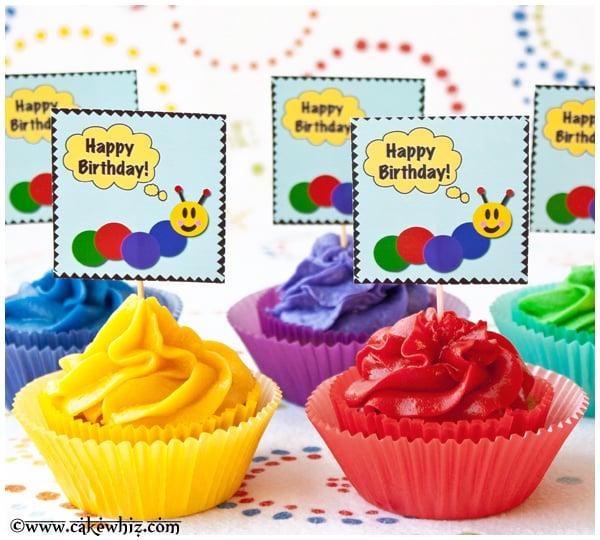 baby einstein caterpillar birthday party 18