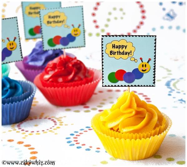 baby einstein caterpillar birthday party 17