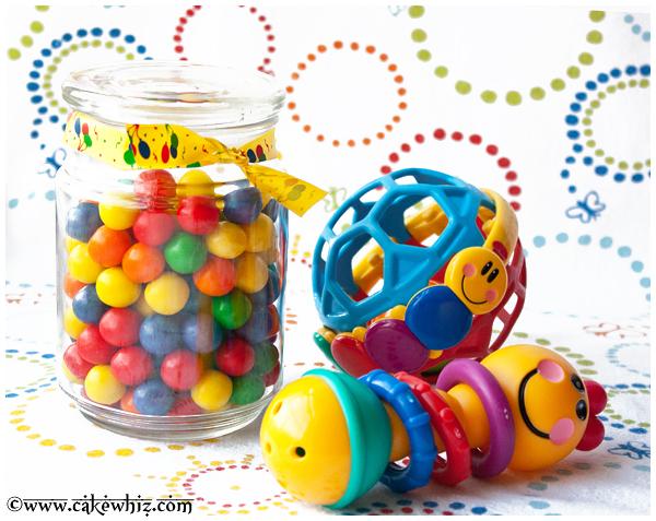 baby einstein caterpilla birthday party toys