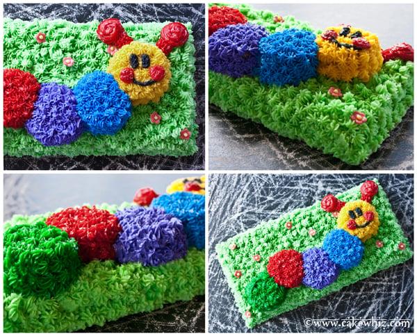 baby einstein caterpillar birthday party 7