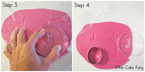 how to make easy monogram toppers 3