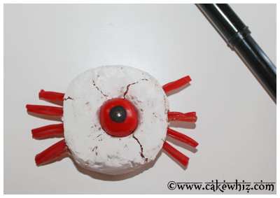 one eyed spider donuts 7