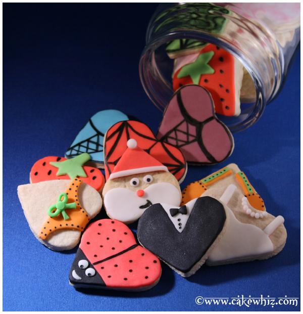 Easy Heart Cookies