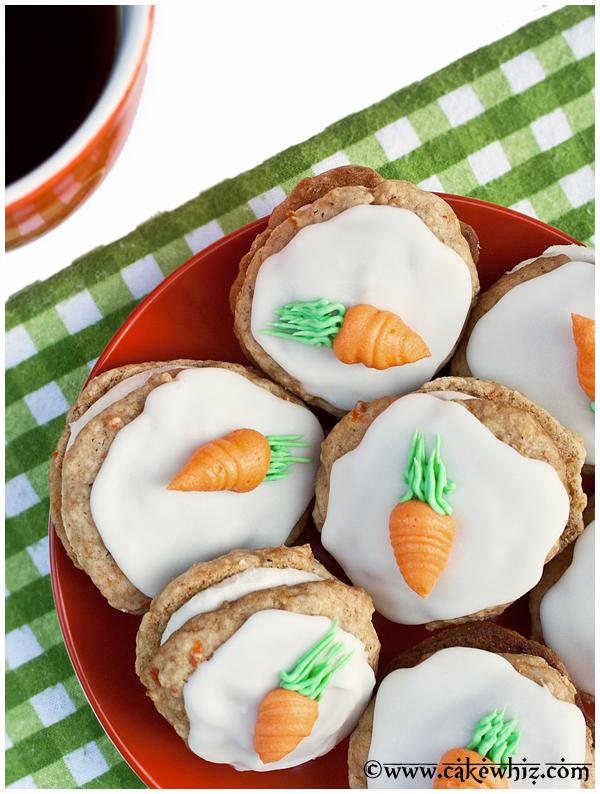 carrot cake cookies 3