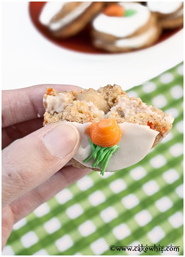 carrot cake cookies 4