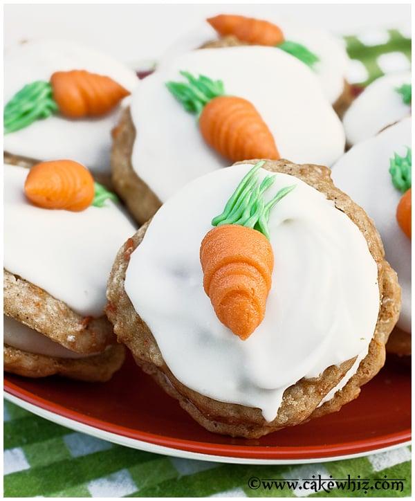 carrot cake cookies 5