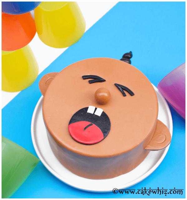 crying baby cake 2