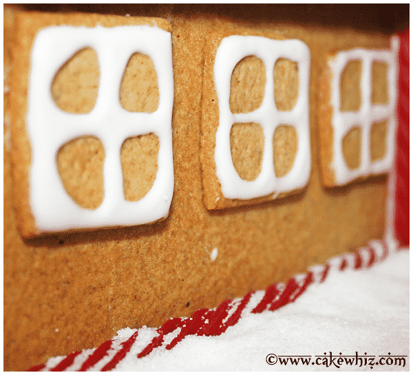 How to Make Gingerbread House 2
