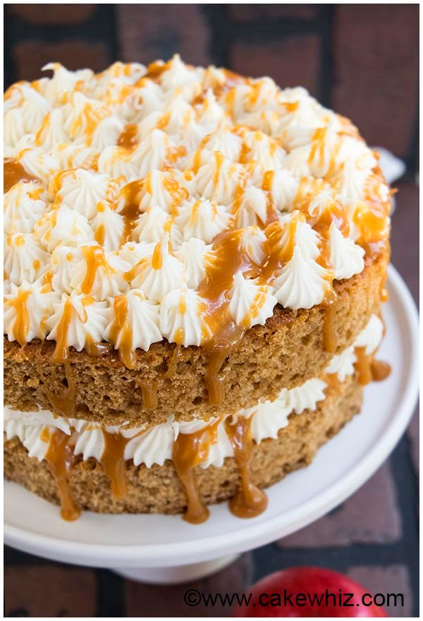 Easy Applesauce Cake Recipe with Cream Cheese Frosting