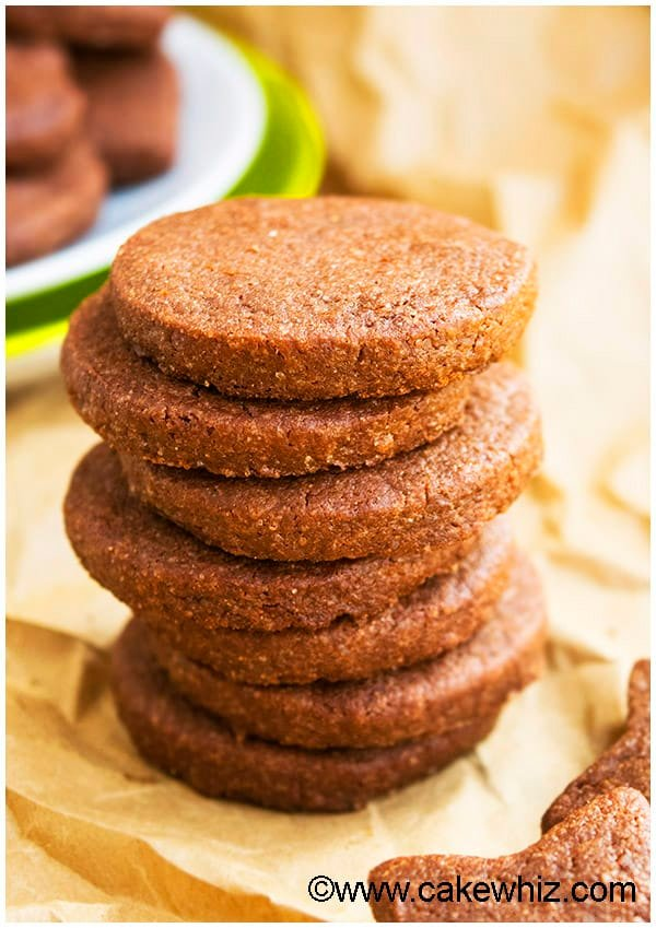 Easy Chocolate Sugar Cookies Recipe