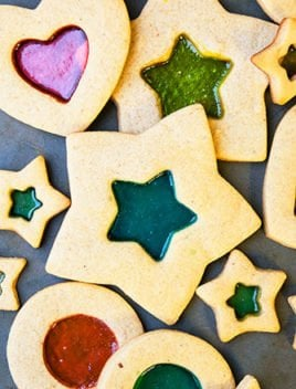 Classic Easy Stained Glass Cookies Recipe