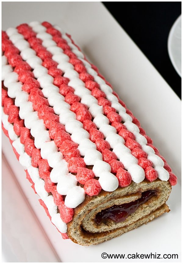 banana cake roll 3