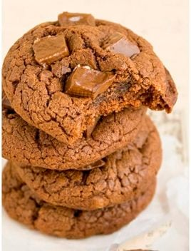 Easy Nutella Cookies Recipe