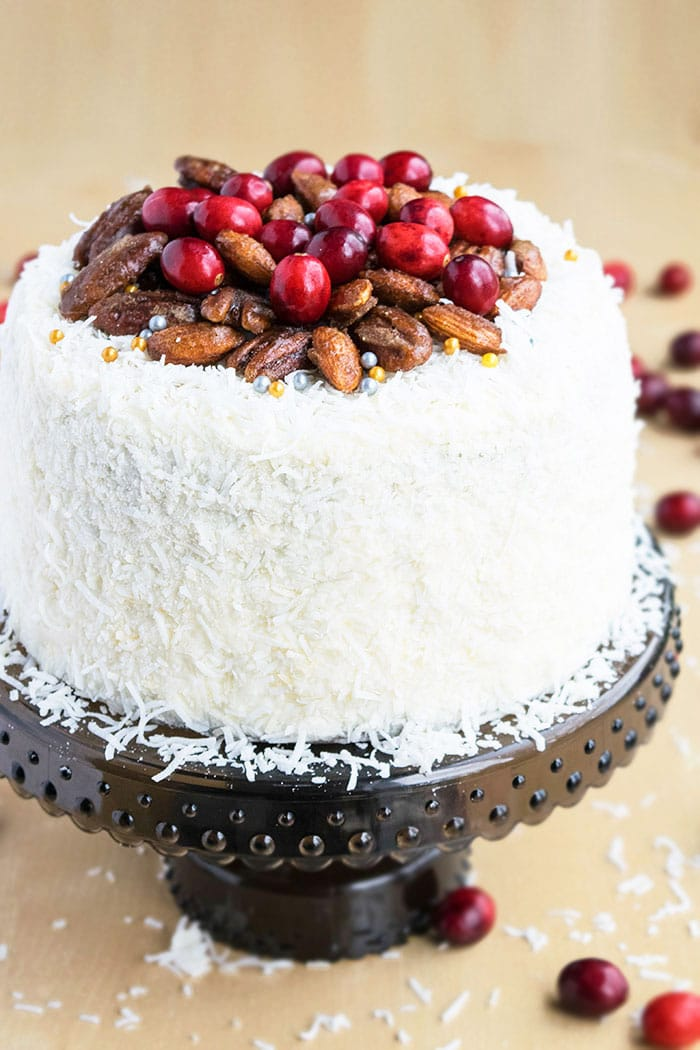 Easy Cranberry Cake Recipe With Cake Mix