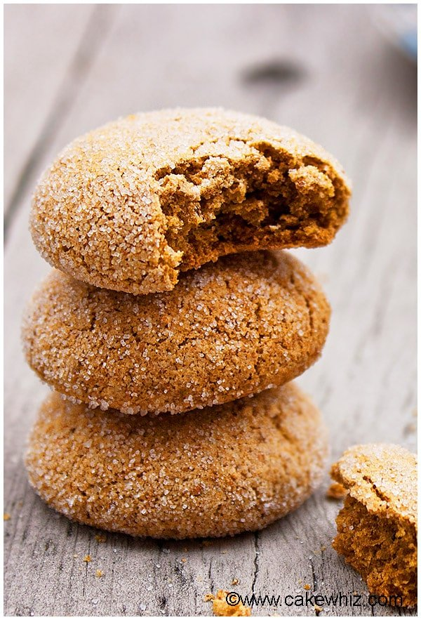 Fat Free Ginger Cookies Recipe 3