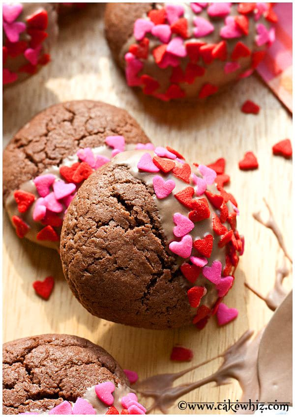 Chocolate Cake Mix Cookies Recipe 2