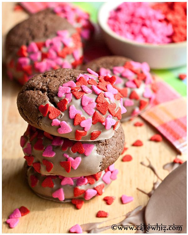 Chocolate Cake Mix Cookies Recipe 3