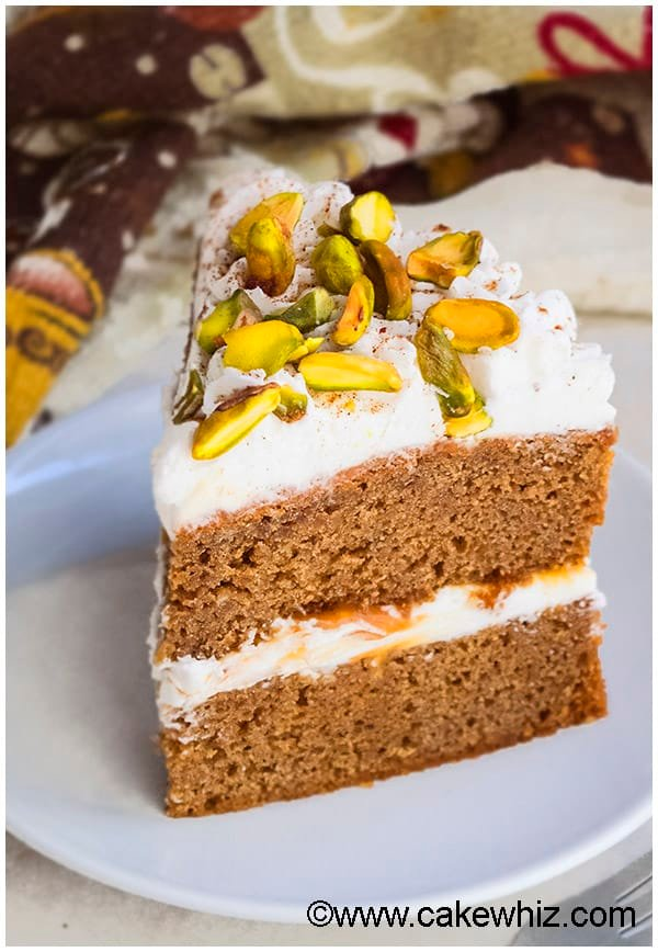 Homemade Spice Cake From Scratch