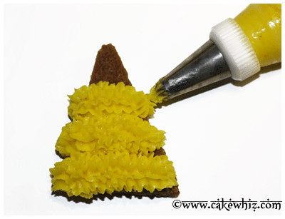 candy corn monster cookies 9