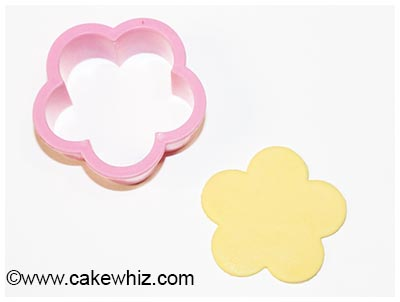 how to make easy fondant buttons 24
