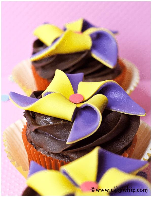 easy pinwheel cupcakes 1